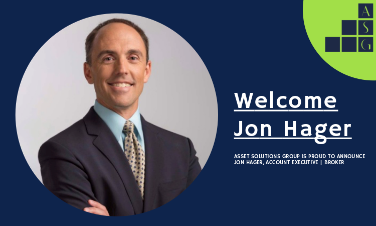 Featured Image showing Jon Hager Headshot and Welcome Message